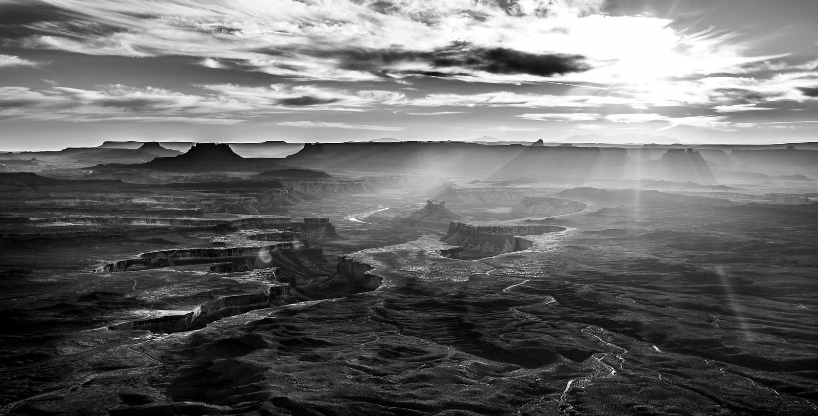 Canyonlands National Park scenic
