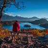 2016.109 - Slovenia XVII - LakeBledOjstricaViewPawel