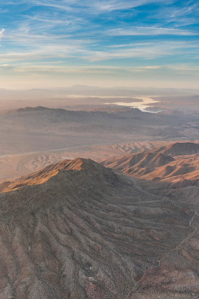 AERIAL VIEW, NEVADA 2016