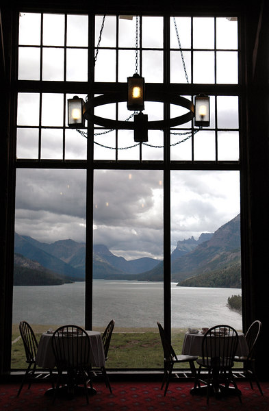 Prince of Wales Hotel<br /> Waterton Lakes National Park