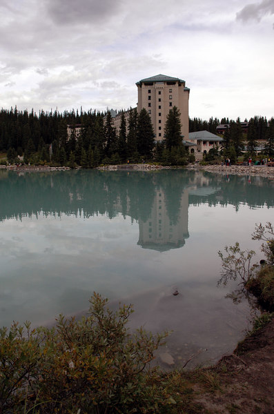 Chateau Lake Louise<br /> Banff National Park