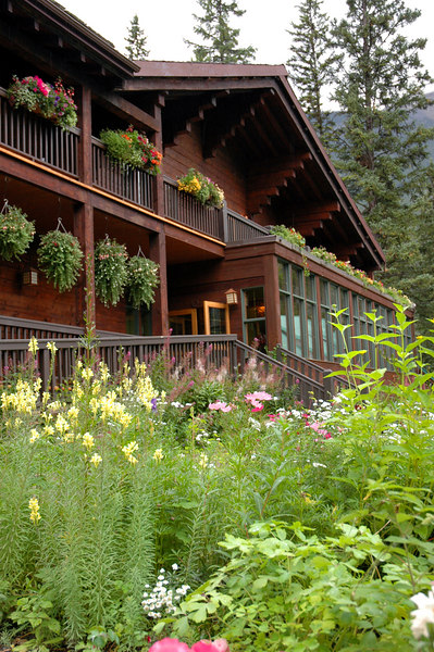 Emerald Lake Lodge<br /> Yoho National Park, BC