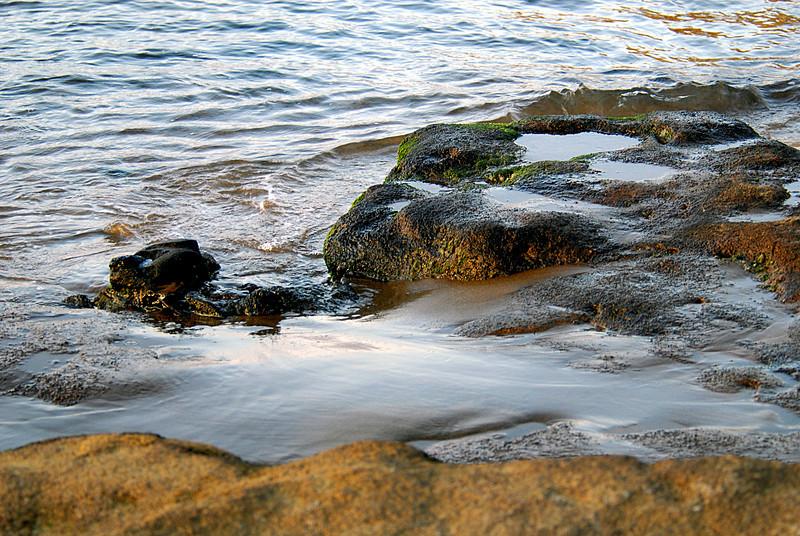 lava pool-Floreana Island-Galapagos 12-17-2007
