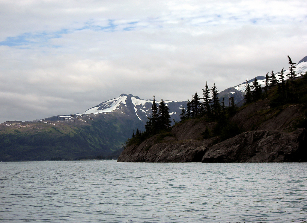 Blackstone Bay, Passage Canal, AK 8-30-2007