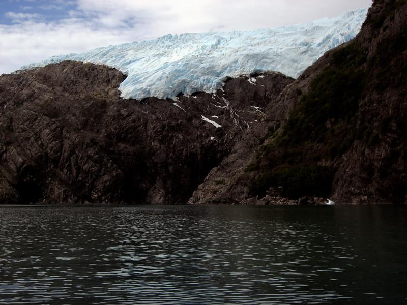 Northland Glacier, Blackstone Bay, Alaska 8-30-2007