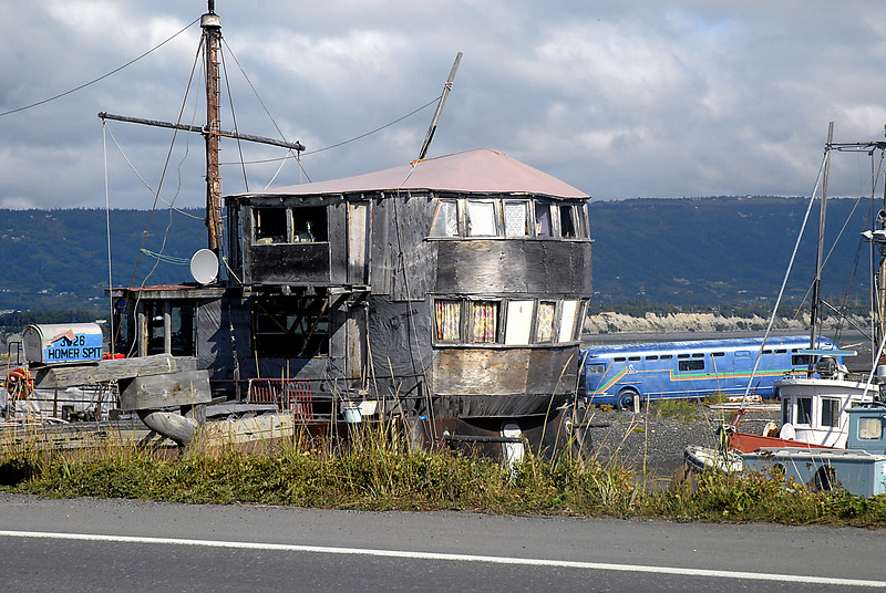 3626 Homer Spit, Alaska 9-1-2007