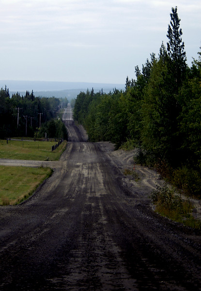 the long & rolling road-Kenai Peninsula, Alaska 9-2-2007