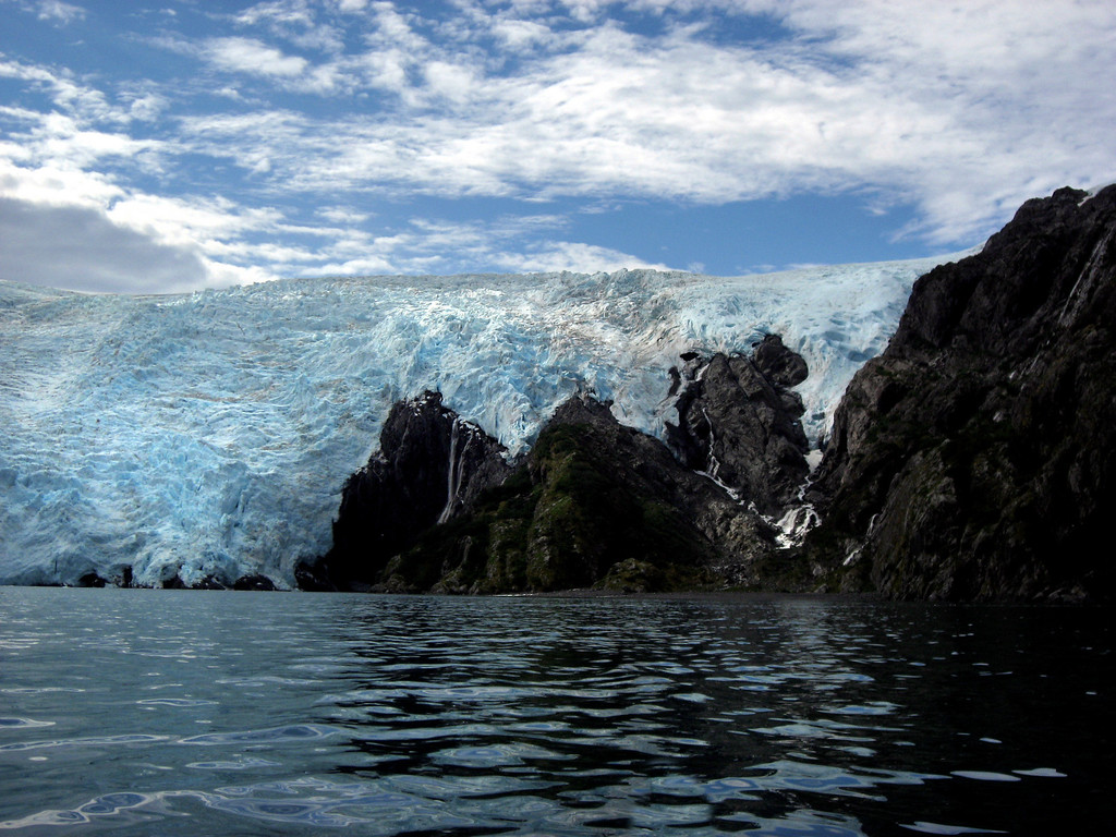 Blackstone & Northland Glaciers-Passage Canal-Prince William Sound, AK 8-30-2007
