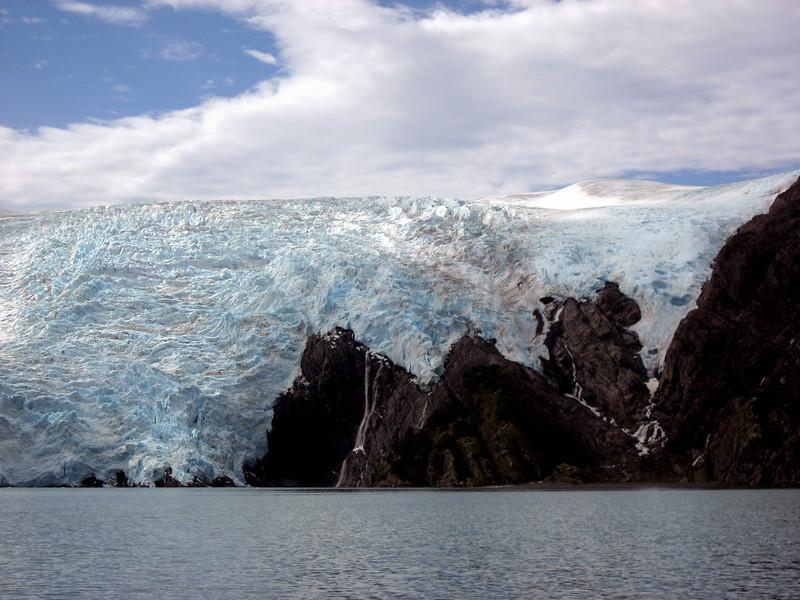 Blackstone & Northland glaciers-Passage Canal, AK 8-30-2007