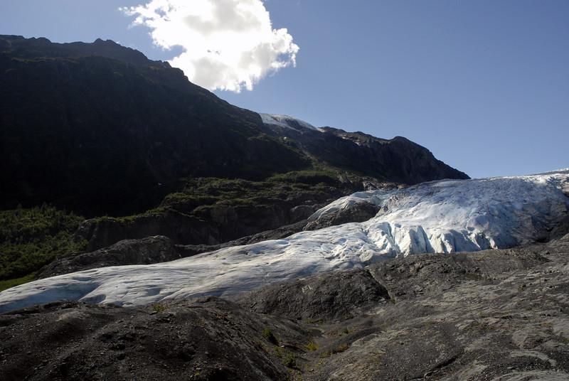 Exit Glacier-Kenai Fjords NP, Seward, AK 8-31-2007