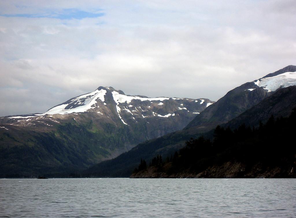 Blackstone Bay, Prince William Sound, AK 8-30-2007