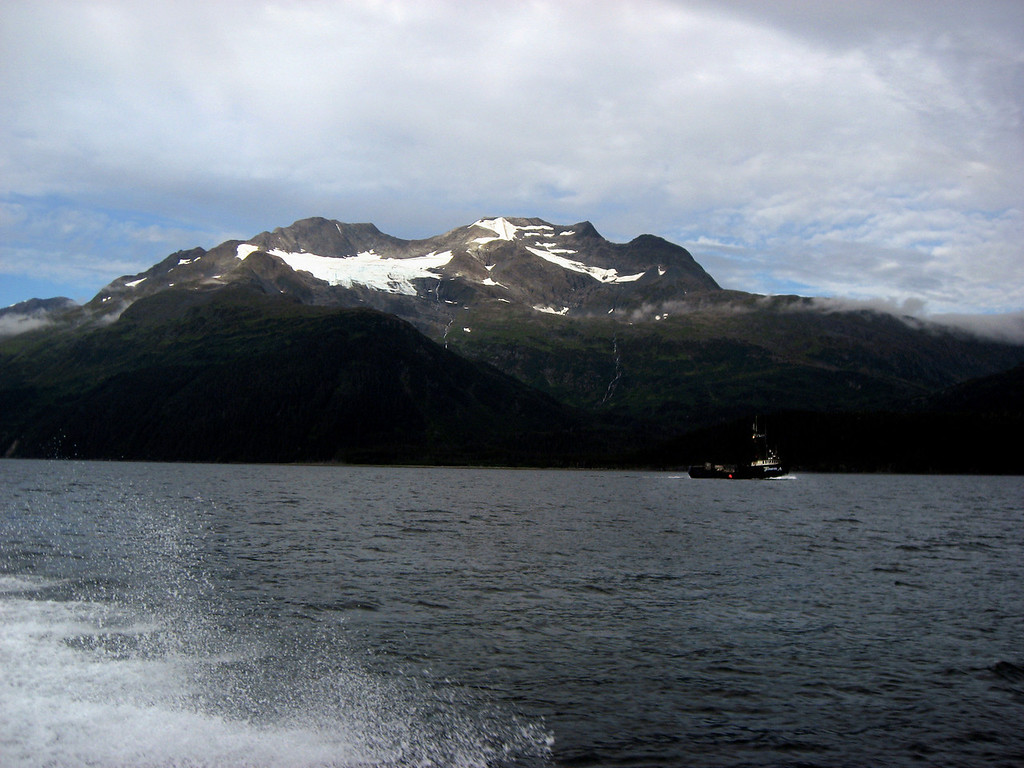 fishing boat in Passage Canal-Prince William Sound, AK 8-30-2007
