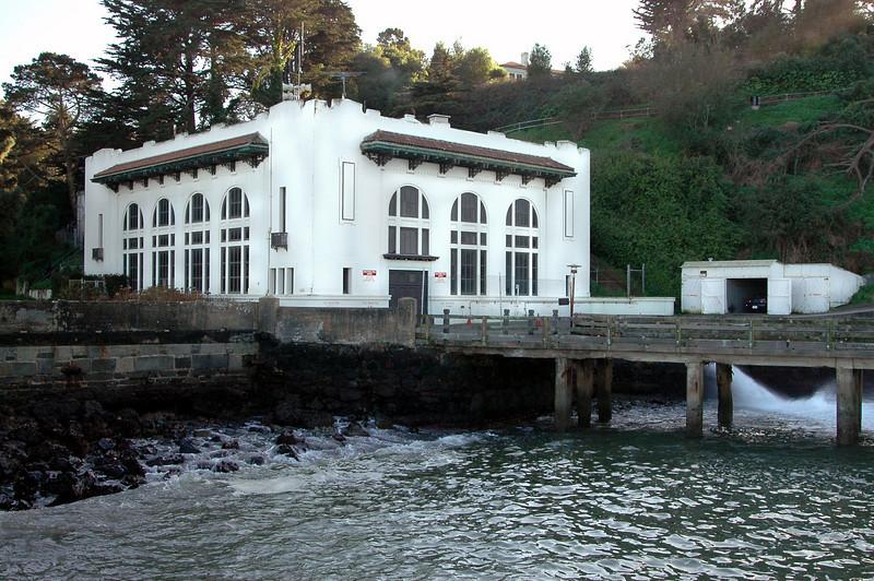 Pumping station No 2, Van Ness Ave, San Francisco, CA 2-14-06