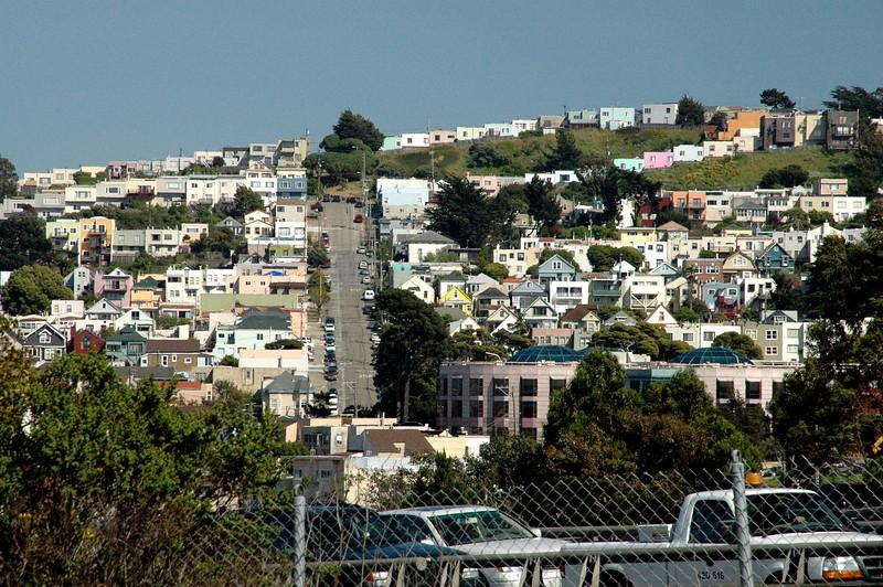 Potrero Hill pastels-San Francisco, CA 5-24-2006