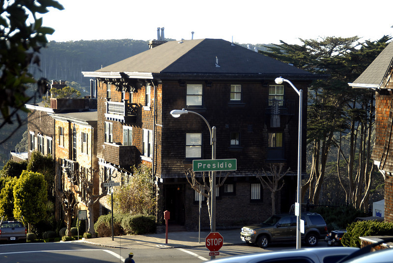 Presidio & Pacific Ave-San Francisco, CA 1-15-2007