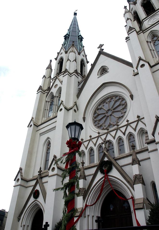Cathedral of St. John the Baptist - Savannah 2002