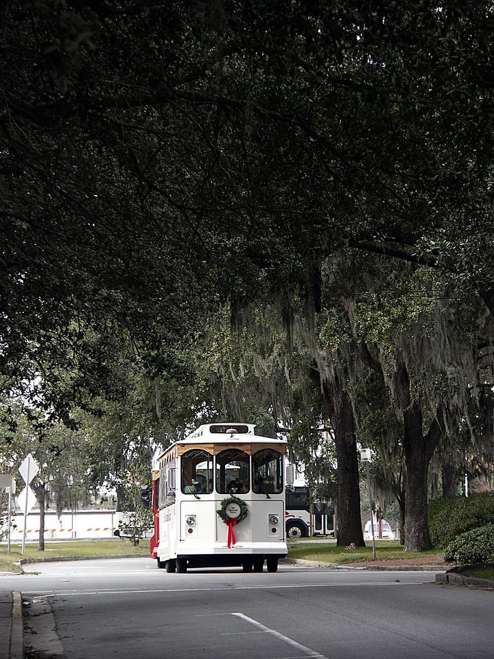 Savannah trolley 2002