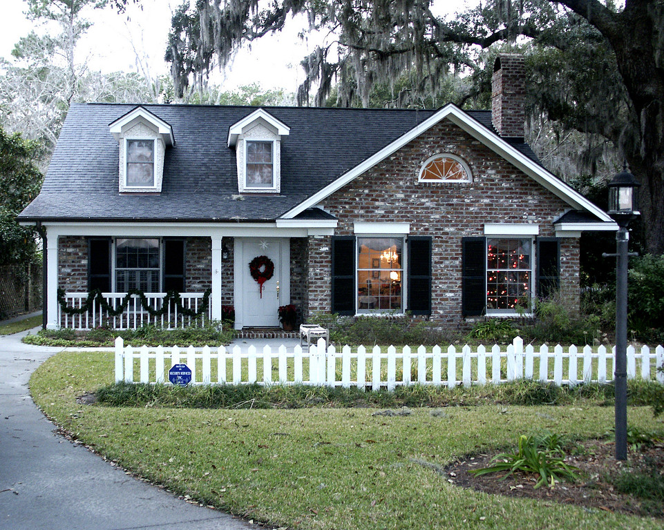 Isle of Hope home - Georgia