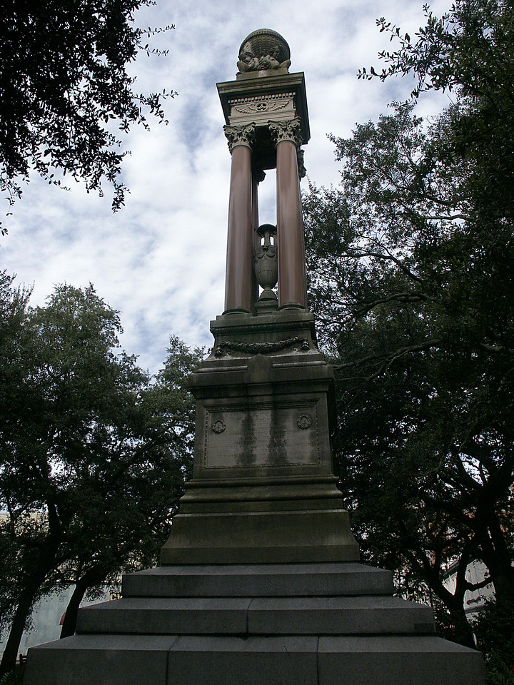 Gordon Memorial - Savannah, GA 2002