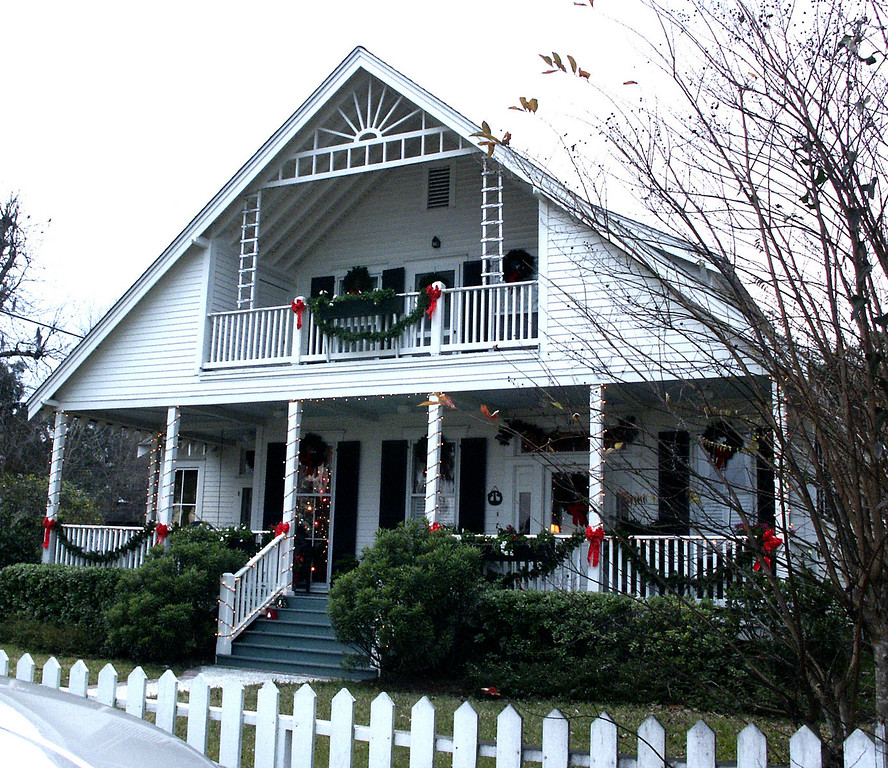 Isle of Hope Christmas, GA 2002