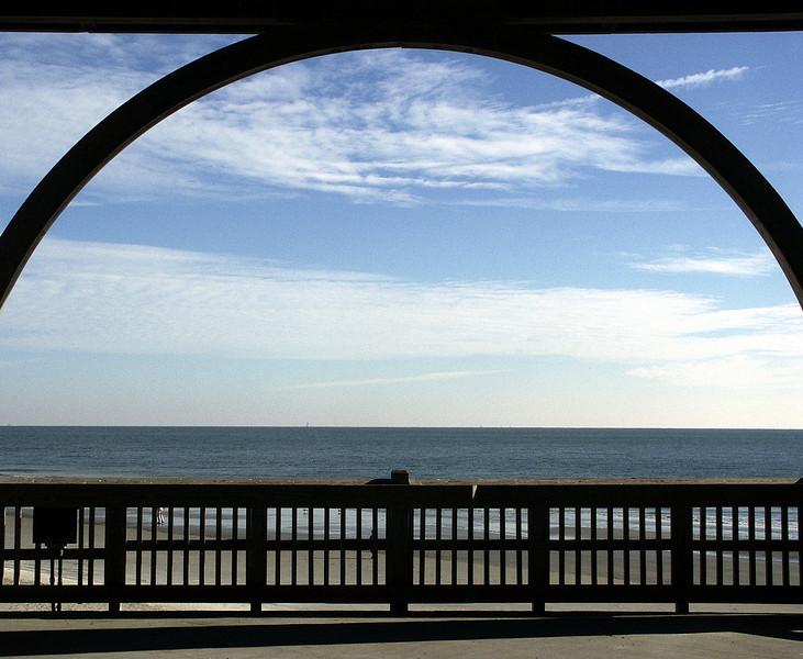 Tybee Island pier, GA