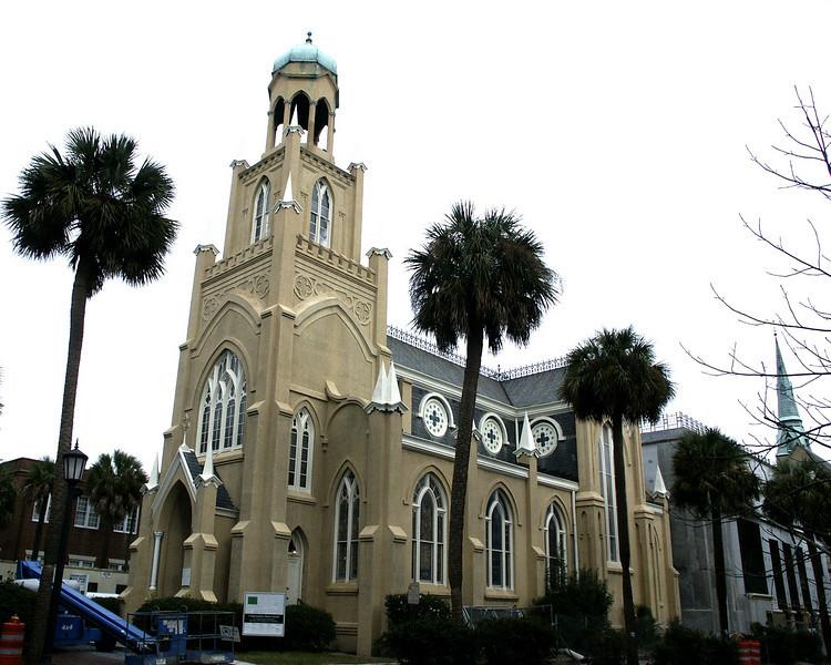 Temple Mickve Israel - Savannah, GA