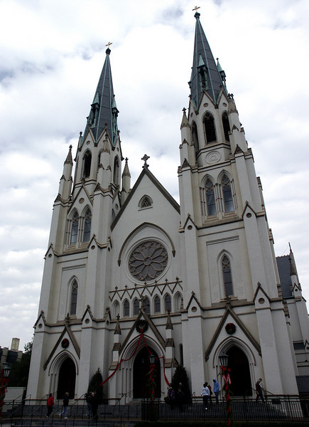 Cathedral of St. John the Baptist - Savannah 2002