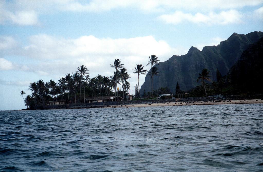 windward coast & mountains 2000 Jan
