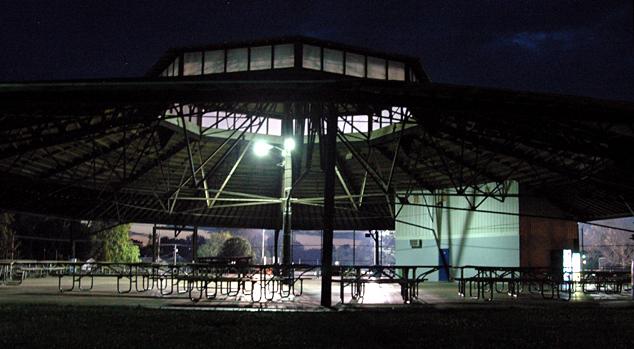Manners Park Chautauqua-Taylorville, IL 6-30-2006