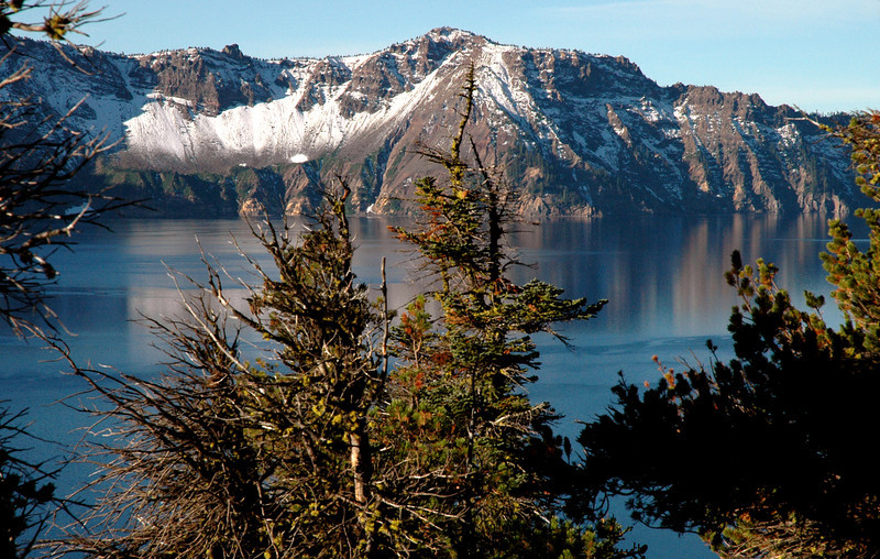 snowscape-Crater Lake, OR 9-17-2006