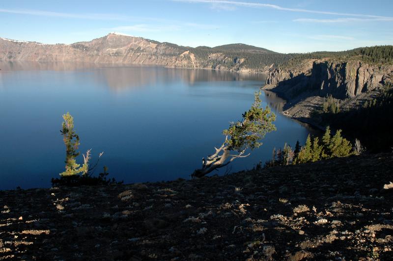 Crater Lake, Oregon 9-2006