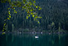 fishermen on Rattlesnake Lake-North Bend, WA 5-19-2011