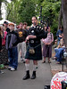bagpiper blowing his brains out-NW Folklife Festival 5-29-05