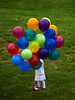 balloon girl in Gasworks Park-Seattle, WA 6-2010