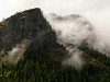 Rattlesnake Ledge in the mist-North Bend, WA 4-24-2011