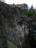 Salish Lodge above Snoqualmie Falls, WA 3-2006
