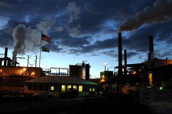 Nippon Paper Industries-Port Angeles, WA 7-2006