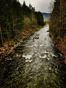 Snoqualmie River North Bend, WA