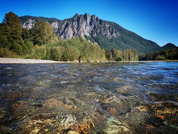 Mount Si & Snoqualmie River-Three Forks Natural Area, WA 9-7-2012