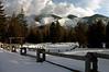 Cabin Creek Meadow-Cascade Mtns-Washington 3-12-2006