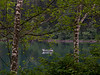fisherman on Rattlesnake Lake-North Bend, WA 6-9-2011
