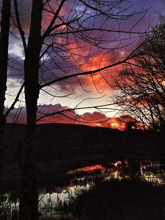 Snoqualmie sunset