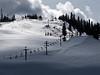 ski lift @ Summit West, Snoqualmie Pass, WA 4-8-2011