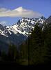 Iron Horse Trail-mountain view-Snoqualmie Pass, WA 7-2008