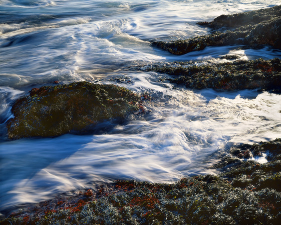 Waves, Rocks & Shore I
