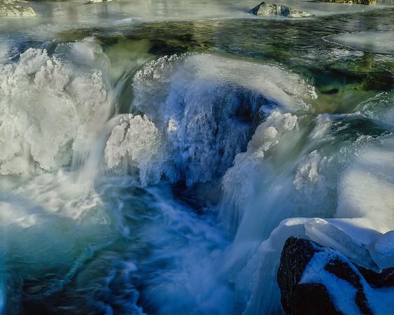 Iced Stream I
