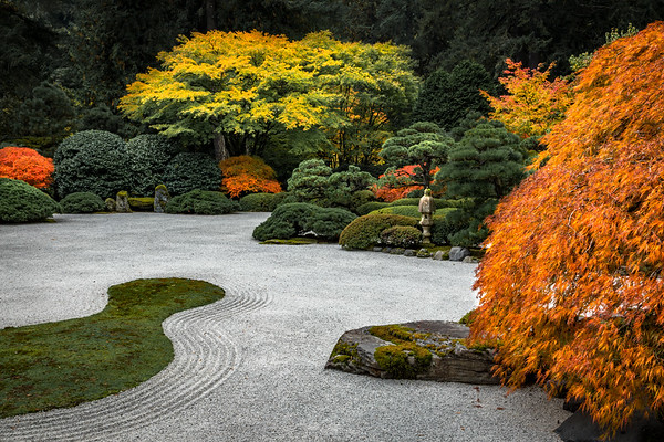 PLANNED HARMONY: PORTLAND JAPANESE GARDEN