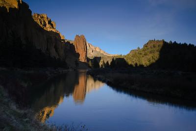 Smith Rock State Park, Oregon.