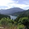 Olympic Mountains Lake