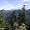 Olympic Mountains Vista